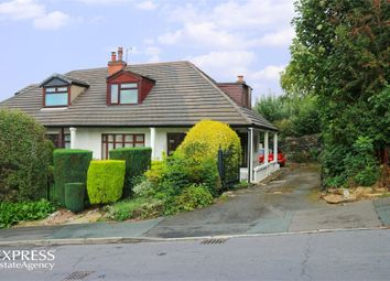 Thumbnail 4 bed semi-detached bungalow for sale in Ashbourne Drive, Bradford, West Yorkshire