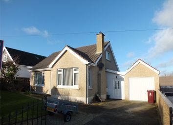Thumbnail 3 bedroom detached bungalow for sale in Romilly Crescent, Hakin, Milford Haven
