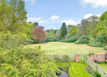 Thumbnail 4 bed town house for sale in Windlesham Court, Snows Ride, Windlesham, Surrey