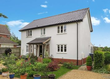 Thumbnail 4 bed detached house for sale in Bell Green, Cratfield, Halesworth