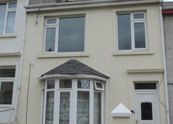 Thumbnail 1 bed flat to rent in Faringdon Road, Plymouth