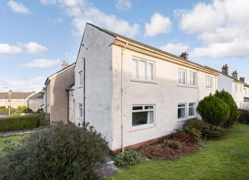 Thumbnail 3 bed flat for sale in Lochinver Crescent, Paisley