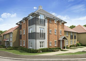 Thumbnail 2 bed flat for sale in Plot 15, Russell Gardens, London Road, Downham Market, Norfolk.