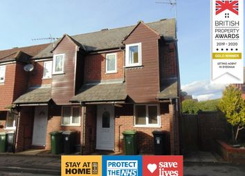 Thumbnail 2 bed end terrace house to rent in Huxleys Way, Evesham