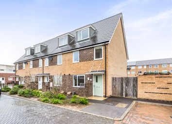 Thumbnail 3 bedroom town house for sale in Jersey Way, Gosport