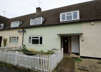 Thumbnail 3 bed terraced house for sale in St. Martins Close, White Roding, Dunmow