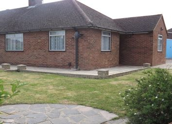 Thumbnail 2 bed bungalow to rent in Leasway, Bedford