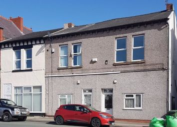 Thumbnail 2 bed flat to rent in King Street, Wallasey