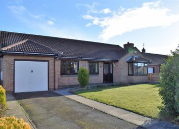 Thumbnail 3 bed bungalow for sale in Willowbrook Drive, Brigg