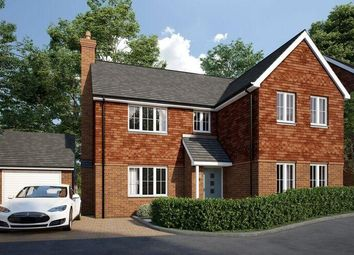 Thumbnail 4 bed detached house for sale in Silverwood Rise, Peel Close, Romsey