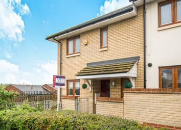 Thumbnail 3 bedroom end terrace house for sale in Bramble Mews, Gravesend, Kent