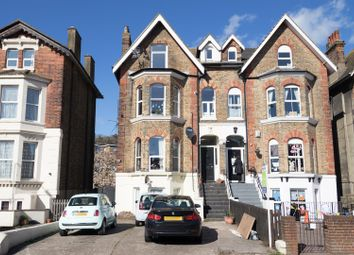 Thumbnail 2 bed flat to rent in Maison Dieu Road, Dover