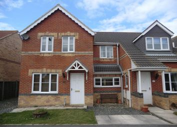 Thumbnail 3 bed semi-detached house to rent in Rayburn Court, Blyth