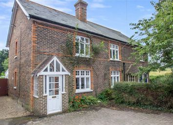 Thumbnail 2 bed semi-detached house to rent in Tanhouse Road, Oxted, Surrey