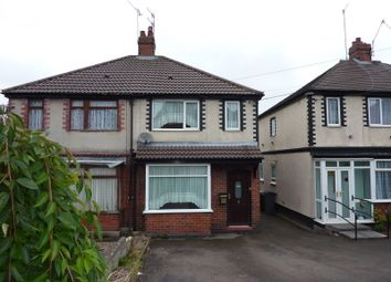 2 bed semi-detached house to rent in Werrington Road, Bucknall, Stoke-On-Trent ST2