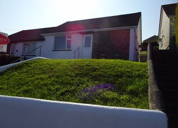 Thumbnail 2 bed bungalow to rent in Eggbuckland Road, Plymouth, Devon