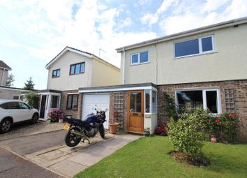 Thumbnail 3 bed semi-detached house for sale in The Maltings, Yatton Keynell, Chippenham