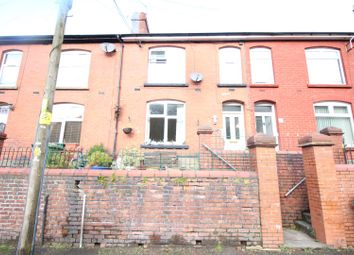 Thumbnail 3 bed terraced house for sale in Nantcarn Road, Cwmcarn, Newport
