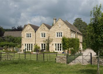 Thumbnail 5 bed detached house for sale in Withington, Cheltenham