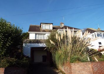Thumbnail 3 bed detached bungalow for sale in 11 Barcombe Road, Preston, Paignton, Devon