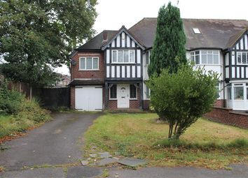 Thumbnail 4 bedroom semi-detached house for sale in Church Lane, Handsworth, Birmingham