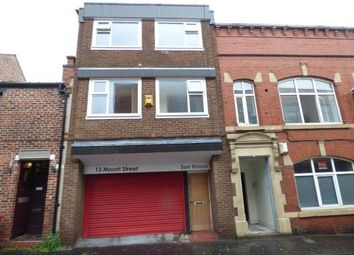 Thumbnail 5 bedroom terraced house for sale in Mount Street, Preston, Lancashire