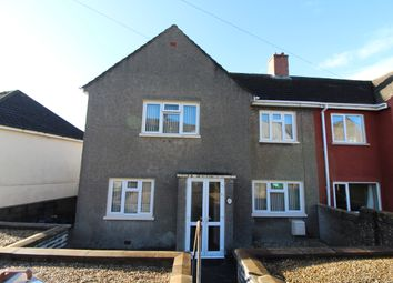 Thumbnail 3 bed semi-detached house for sale in Pant-Y-Fid Road, Aberbargoed, Bargoed