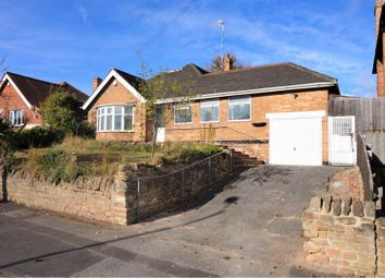Thumbnail 2 bed detached bungalow for sale in Ridsdale Road, Nottingham