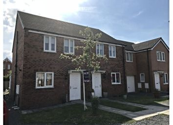 Thumbnail 3 bed end terrace house for sale in Spiro Court, Consett