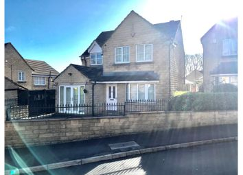 Thumbnail 4 bedroom detached house for sale in Pintail Avenue, Bradford