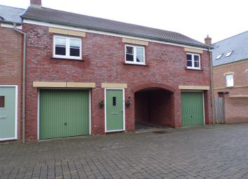 Thumbnail 2 bed flat for sale in Ewden Close, East Wichel, Swindon