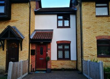 Thumbnail 1 bed terraced house for sale in Mansard Close, Hornchurch