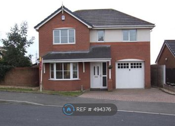 Thumbnail 4 bed detached house to rent in Saxon Heights, Heysham, Morecambe