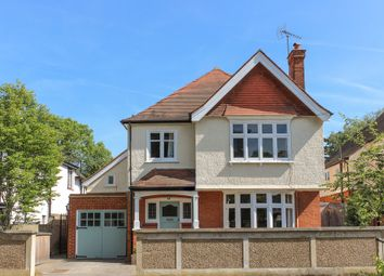 Thumbnail 5 bed detached house for sale in Catherine Road, Surbiton, Surbiton