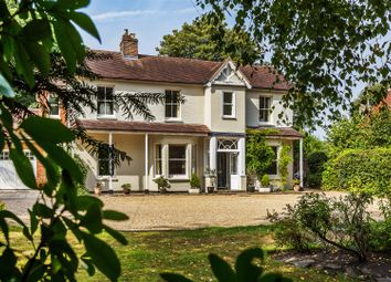 Thumbnail 6 bed property for sale in Chertsey Road, Windlesham
