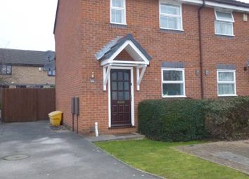 Thumbnail 2 bed semi-detached house to rent in Murden Way, Beeston