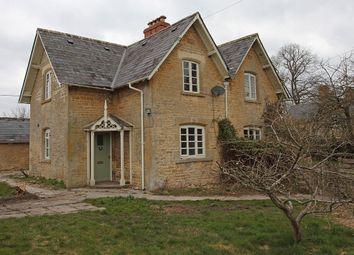 Thumbnail 3 bed semi-detached house to rent in Gate Farm Cottages, Park Road, Kiddington, Oxfordshire