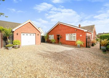 Thumbnail 3 bed detached bungalow for sale in Magdalen Street, Thetford