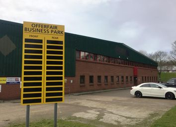 Thumbnail Light industrial to let in Maunsell Road, Castleham Industrial Estate, St Leonards On Sea