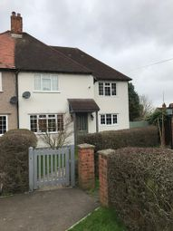 Thumbnail 4 bed semi-detached house for sale in Kingsmead Hill, Roydon, Essex