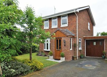 Thumbnail 3 bedroom detached house for sale in Idonia Road, Perton, Wolverhampton