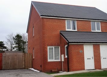 Thumbnail 2 bedroom semi-detached house for sale in Forest Road, Sunderland