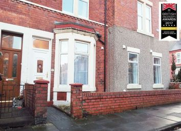 Thumbnail 3 bed flat for sale in Bamborough Terrace, North Shields