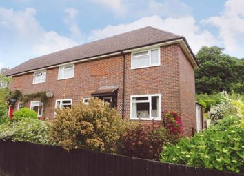 Thumbnail 3 bed semi-detached house for sale in Andover Green, Bovington, Wareham
