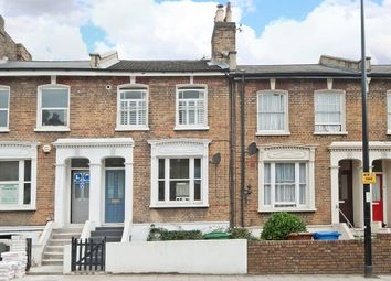 Thumbnail 3 bed terraced house to rent in Lausanne Road, London