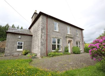 Thumbnail 5 bed detached house for sale in Hermitage Farm House, Hawick, Scottish Borders