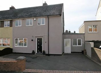 Thumbnail 3 bedroom semi-detached house for sale in Park Road, Lower Gornal, Dudley