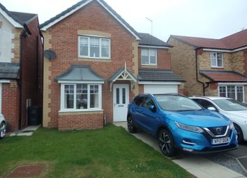 4 bed detached house for sale in Alnmouth Avenue, Ashington NE63