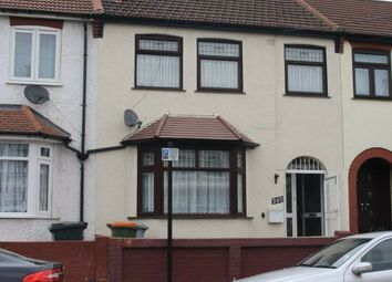 Thumbnail 3 bed terraced house to rent in Roman Road, London