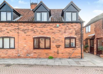 2 bed semi-detached house to rent in The Pot Yard, Farnsfield, Newark NG22